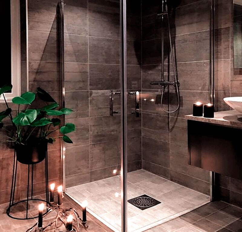 construcción de baños