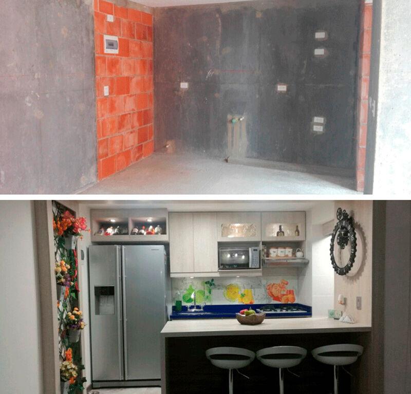 Construcción y Remodelación de cocinas